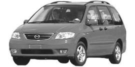 Mazda MPV 2000+