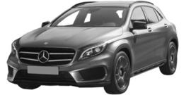 Mercedes GLA X156 2013+