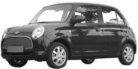 Daihatsu Trevis 2006-2011