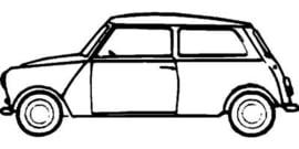 Mini 1958 tot 2002 zie austin