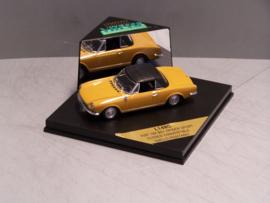 Modelauto Fiat 124 Spider