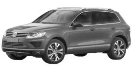 Volkswagen Touareg vanaf 01/2015
