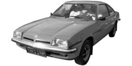 Opel Manta B 1975-1989