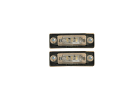 Kentekenplaatverlichting Volkswagen Caddy 10/2010 - 2015 Led