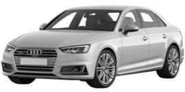 Audi A4 vanaf 10/2015