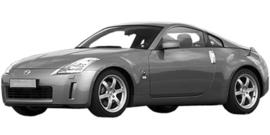 Nissan 350z 09/2002-2009