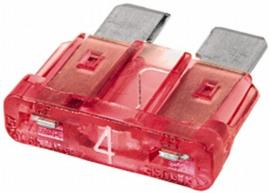 Steekzekering 4 Amp