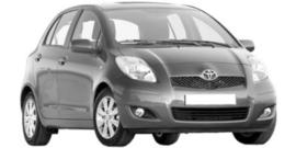 Toyota Yaris 2009-2011