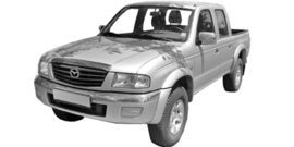Mazda B Series 1998-2006