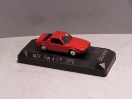 Modelauto Fiat X 1/9