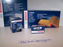 Beurtpakket Fiat 500 vanaf 10/2007-