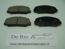 Remblokken Daihatsu Taft