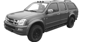 Isuzu D-Max 2002-2012