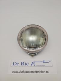 Stilplast SL-006 , 12V , 13 x 6 cm , wit met chroom kunstof.
