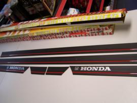 Stootsierstrips Honda Civic