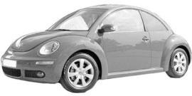 Volkswagen New Beetle 02/2005 - 2011