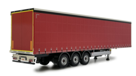 Pacton Curtainsider Trailer Marge Models