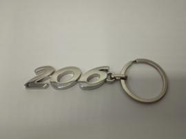 Sleutelhanger Peugeot 206