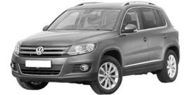 Volkswagen  Tiguan 07/2011 tot 2016