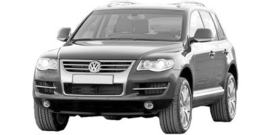 Volkswagen Touareg 2007 tot 03/2010