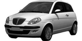 Lancia Ypsilon 2003-2011
