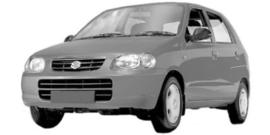 Suzuki Alto 2002-2009