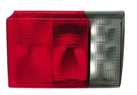 Achterlicht-Binnenzijde Links Audi 80 1991 tot 1994