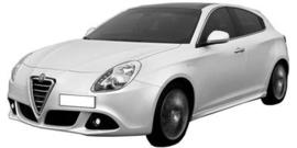 Alfa Romeo Giulietta vanaf 2010