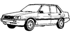 Toyota Corolla 1983-1987