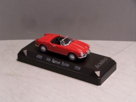 Modelauto Alfa Romeo Spider 1958