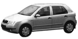 Skoda Fabia 2000 - 2007