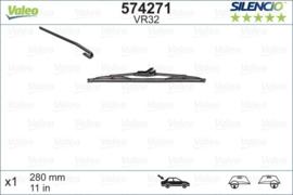 Achterruitenwisser Seat Toledo 2004-2009