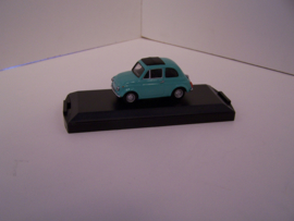 Modelauto Fiat 500 Sport 1960