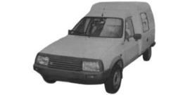 Citroen C15 1984-2005