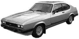Ford Capri 3 1978-1987