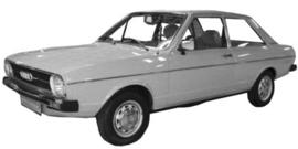 Audi 80 1972-1978