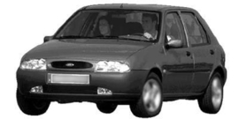 Ford Courier 1996-2002