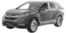 Honda CRV 2018+