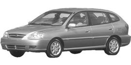 Kia Rio 2003-2005