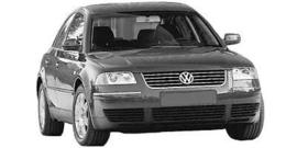 Volkswagen Passat 10/2000- 02/2005