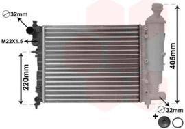 Radiateur  Peugeot 106