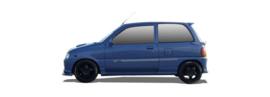 Daihatsu Cuore 1980-1986 L55,L60