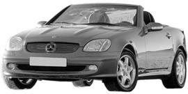 Mercedes SLK R170 1997-2003
