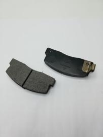 Remblokken set Honda Accord 1.6 1978 tot 1983 (akenebo remsysteem)voorzijde