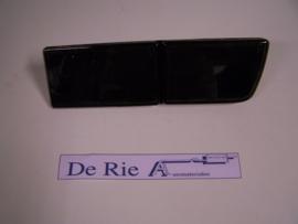 Reflector Bumper Vw Golf rechts zwart