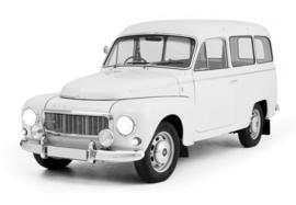 Volvo PV444 - PV445 - PV544 - P120 - P130 - P210 - P1800