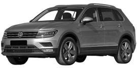 Volkswagen Tiguan  vanaf 02/2016
