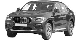BMW X4 G02 2018+