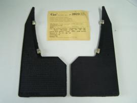 Spatlappen Fiat 132 voorzijde