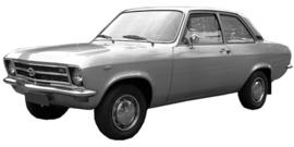 Opel Ascona A 1970-1976